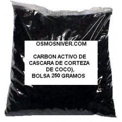 Carbon activo GAG granulado, saco de 25kg