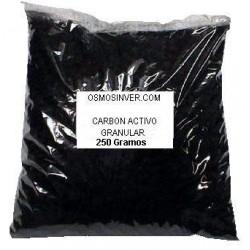 Carbon activo GAG granulado, Bolsa de 1 kg