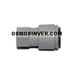 Conexión rapida tubo 3/8 - 8mm para grifo osmosis inversa