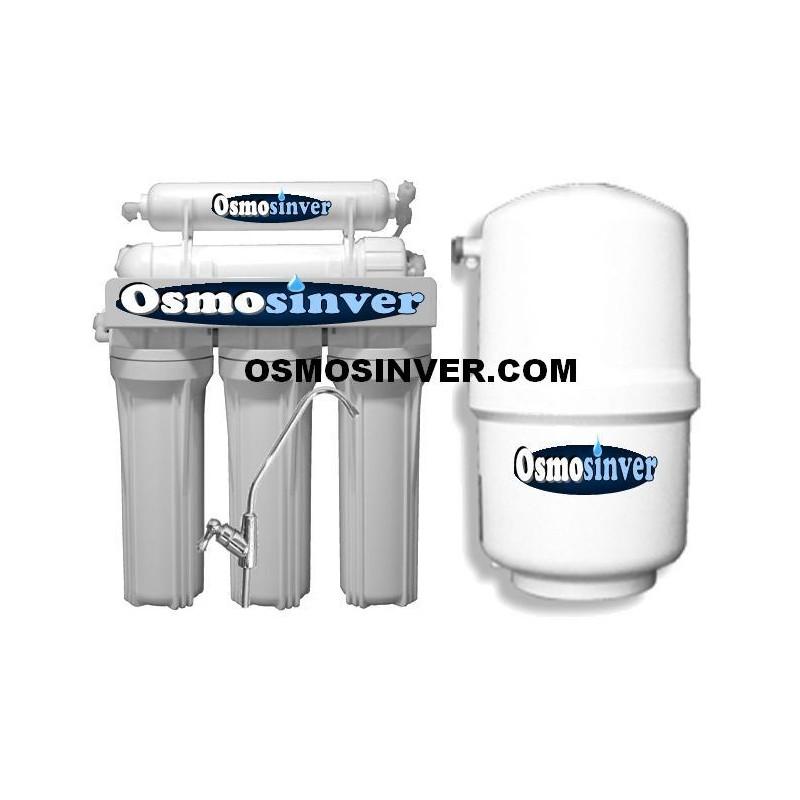Depuradora osmosis inversa domestica for Osmosis inversa domestica