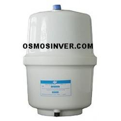 Deposito presurizado para osmosis inversa domestica 3.5L a 6.5L