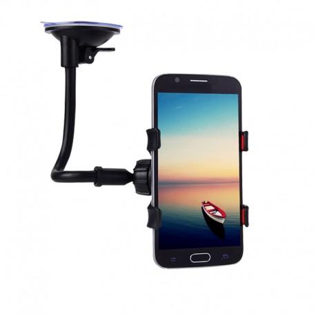 Soporte flexible para sujetar telefono móvil en el coche, universal