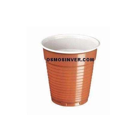 Vaso blanco 166cc para cafe de maquinas vending manuales