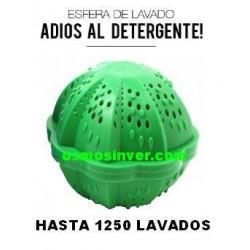 BOLA DE LAVADO SIN DETERGENTE
