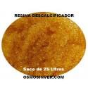 Resina Cationica para DESCALCIFICADORES, saco de 25kg