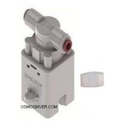 Detector de fugas de agua mecanico para Osmosis Inversa domestica