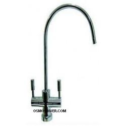 Grifo de ósmosis de 2 vías, agua fría y agua normal