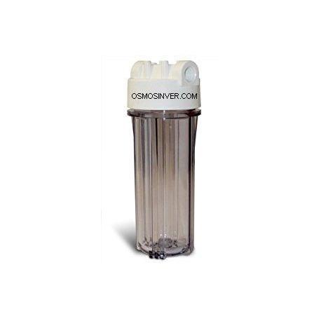 Vaso cristal 10 pulgadas osmosis inversa 5 etapas standar